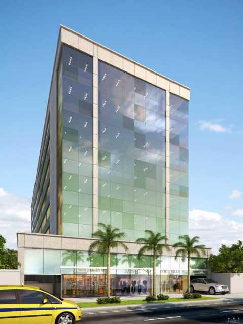 3 - Sala Comercial Rua Tirol,Freguesia (Jacarepaguá),Rio de Janeiro,RJ À Venda,22m² - FRSL00012 - 5