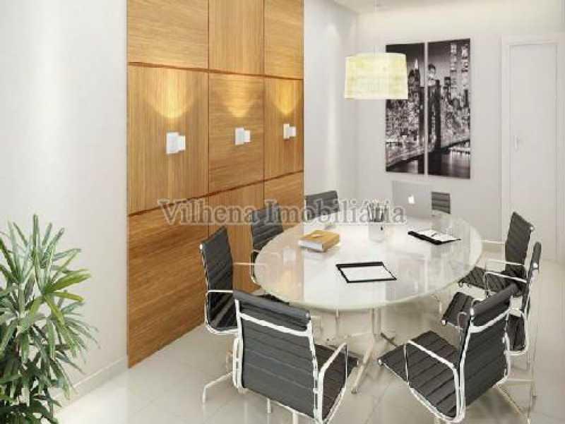 FOTO4 - Sala Comercial 59m² à venda Taquara, Rio de Janeiro - R$ 208.000 - FRSL00017 - 5