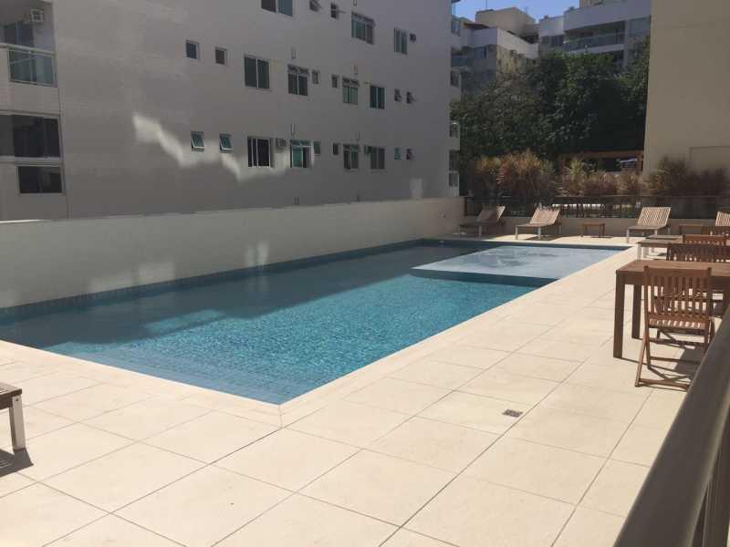piscina - Loja Freguesia (Jacarepaguá),Rio de Janeiro,RJ À Venda,120m² - FRLJ00005 - 8