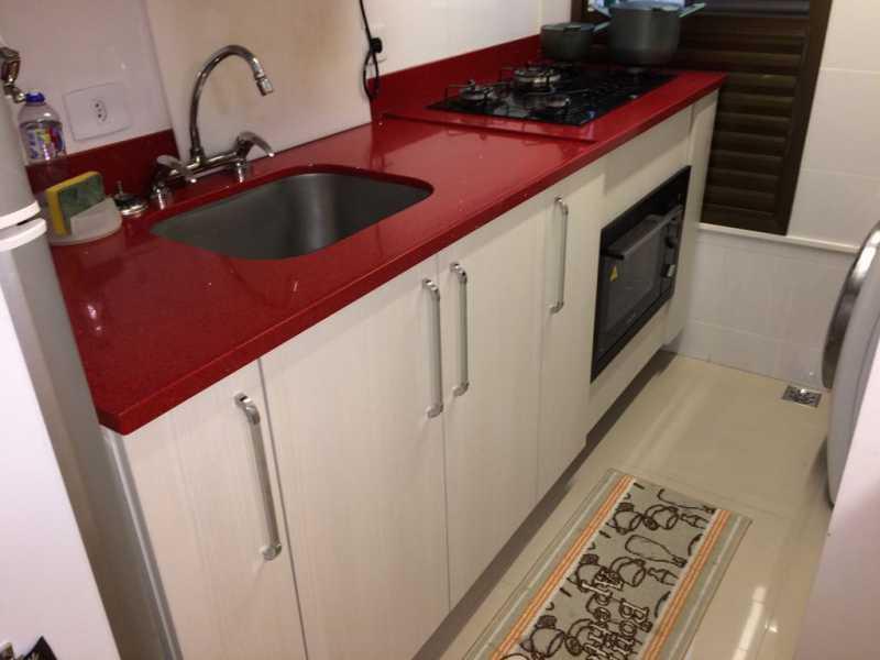10 - Apartamento 2 quartos à venda Tijuca, Rio de Janeiro - R$ 820.000 - MEAP20068 - 11