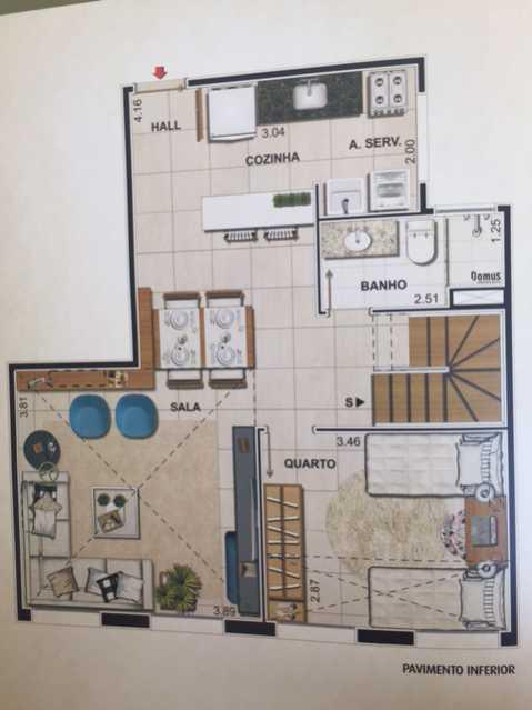 25 - Apartamento 2 quartos à venda Tijuca, Rio de Janeiro - R$ 820.000 - MEAP20068 - 26