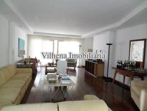 FOTO1 - Casa em Condominio Rua Gordon,Itanhangá,Rio de Janeiro,RJ À Venda,3 Quartos,410m² - F130343 - 1