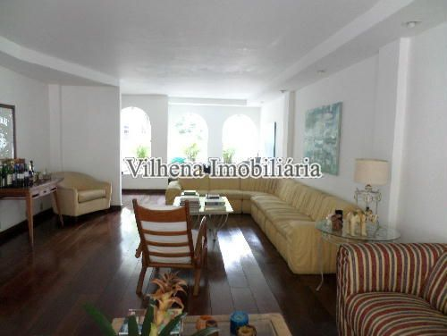 FOTO2 - Casa em Condominio Rua Gordon,Itanhangá,Rio de Janeiro,RJ À Venda,3 Quartos,410m² - F130343 - 3