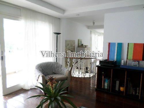 FOTO3 - Casa em Condominio Rua Gordon,Itanhangá,Rio de Janeiro,RJ À Venda,3 Quartos,410m² - F130343 - 4