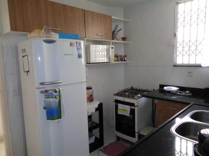 DSC01492 - Casa de Vila Cachambi,Rio de Janeiro,RJ À Venda,2 Quartos,95m² - MECV20007 - 17