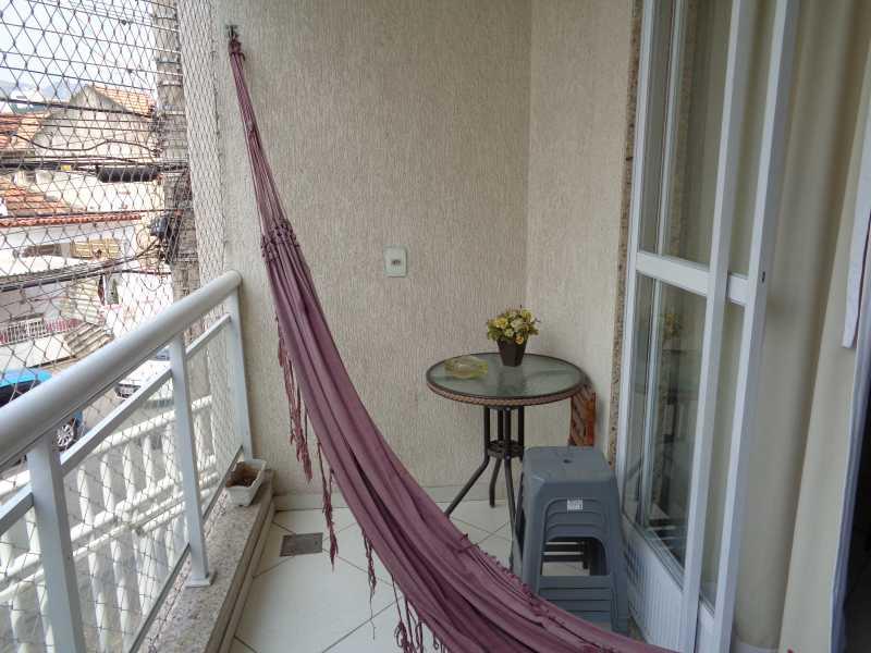 DSC01495 - Casa de Vila Cachambi,Rio de Janeiro,RJ À Venda,2 Quartos,95m² - MECV20007 - 6