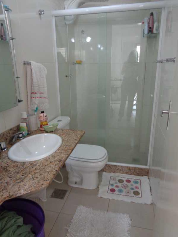 DSC01504 - Casa de Vila Cachambi,Rio de Janeiro,RJ À Venda,2 Quartos,95m² - MECV20007 - 16