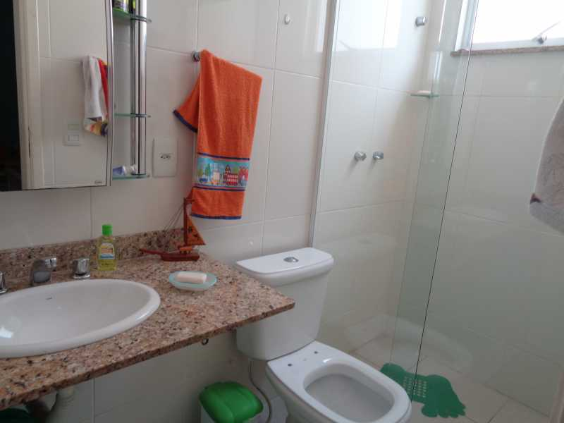 DSC01505 - Casa de Vila Cachambi,Rio de Janeiro,RJ À Venda,2 Quartos,95m² - MECV20007 - 15
