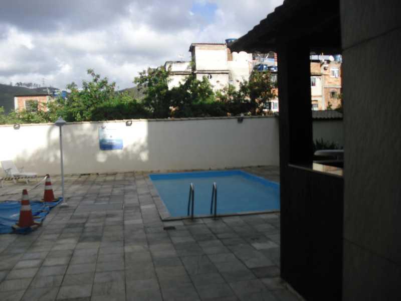 CIMG0903 - Cobertura À Venda - Praça Seca - Rio de Janeiro - RJ - FRCO40002 - 28