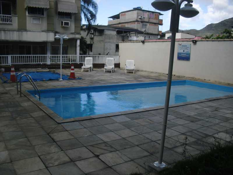 CIMG0904 - Cobertura À Venda - Praça Seca - Rio de Janeiro - RJ - FRCO40002 - 29