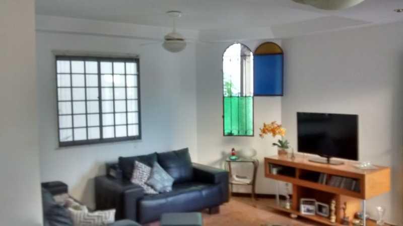 sala - Casa em Condominio Taquara,Rio de Janeiro,RJ À Venda,4 Quartos,258m² - FRCN40016 - 1