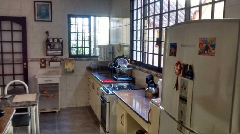 cozinha - Casa em Condominio Taquara,Rio de Janeiro,RJ À Venda,4 Quartos,258m² - FRCN40016 - 13