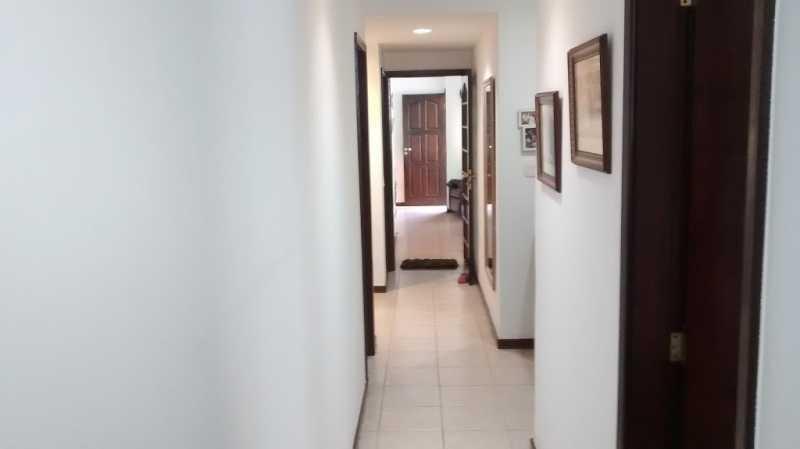 circulação - Casa em Condominio Taquara,Rio de Janeiro,RJ À Venda,4 Quartos,258m² - FRCN40016 - 5