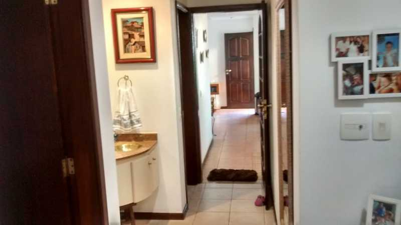 banheiro - Casa em Condominio Taquara,Rio de Janeiro,RJ À Venda,4 Quartos,258m² - FRCN40016 - 9