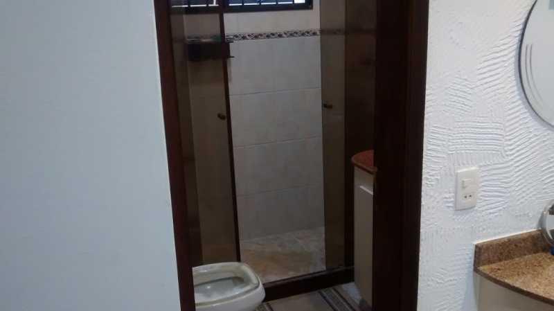banheiro - Casa em Condominio Taquara,Rio de Janeiro,RJ À Venda,4 Quartos,258m² - FRCN40016 - 11