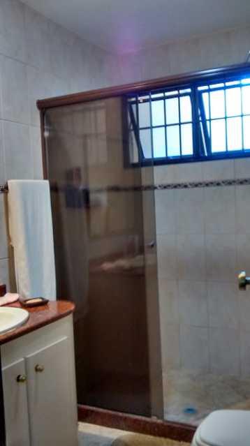 banheiro - Casa em Condominio Taquara,Rio de Janeiro,RJ À Venda,4 Quartos,258m² - FRCN40016 - 12