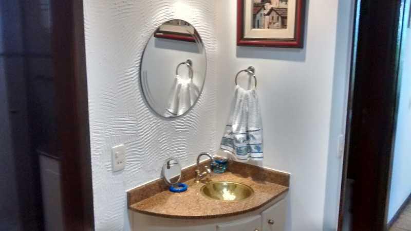 banheiro - Casa em Condominio Taquara,Rio de Janeiro,RJ À Venda,4 Quartos,258m² - FRCN40016 - 10