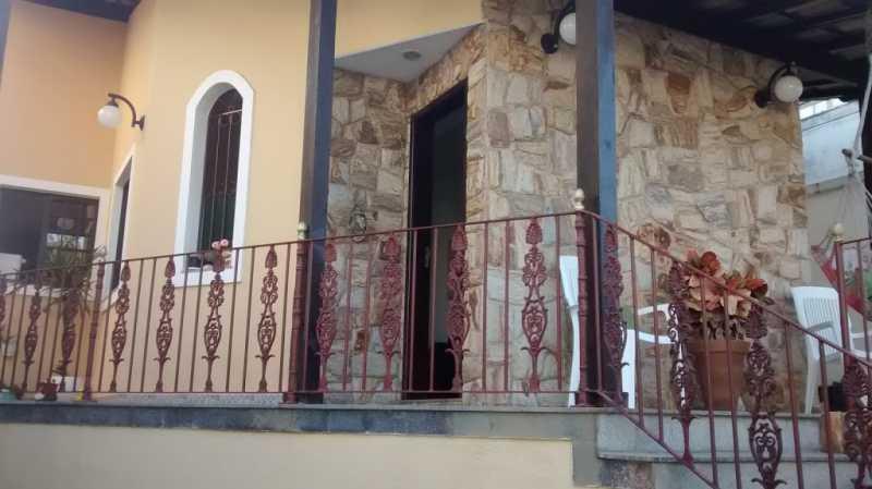 area externa - Casa em Condominio Taquara,Rio de Janeiro,RJ À Venda,4 Quartos,258m² - FRCN40016 - 20