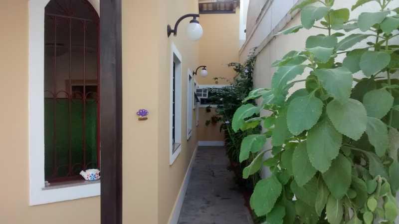 area externa - Casa em Condominio Taquara,Rio de Janeiro,RJ À Venda,4 Quartos,258m² - FRCN40016 - 18