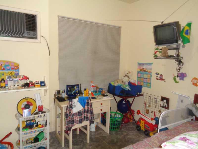 DSC07546 - Casa de Vila Encantado, Rio de Janeiro, RJ À Venda, 2 Quartos, 144m² - MECV20009 - 9