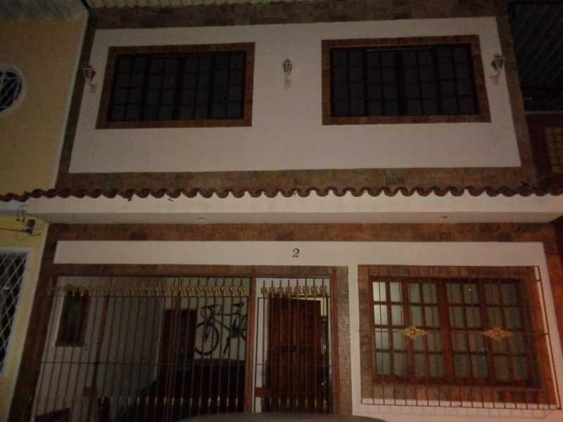 DSC07561 - Casa de Vila Encantado, Rio de Janeiro, RJ À Venda, 2 Quartos, 144m² - MECV20009 - 1