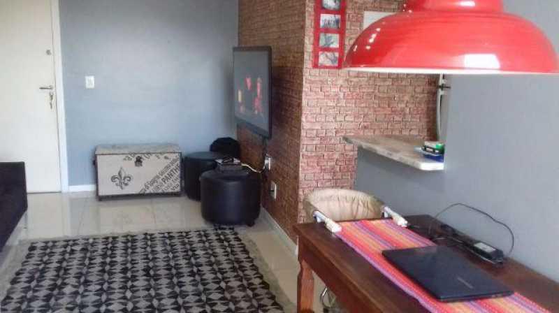 00 - Imóvel Apartamento À VENDA, Curicica, Rio de Janeiro, RJ - FRAP20252 - 1