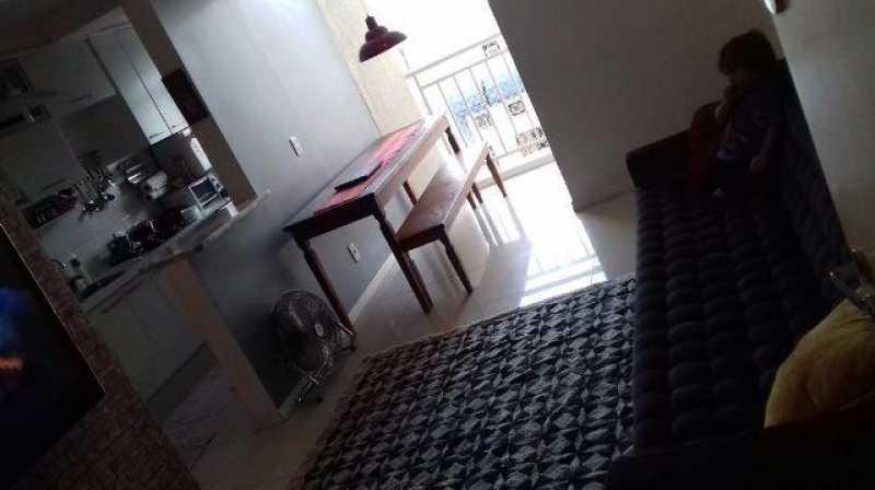 01 - Imóvel Apartamento À VENDA, Curicica, Rio de Janeiro, RJ - FRAP20252 - 3