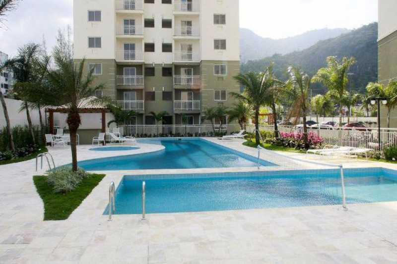 ROTA DO SOL 3 - Imóvel Apartamento À VENDA, Curicica, Rio de Janeiro, RJ - FRAP20252 - 17