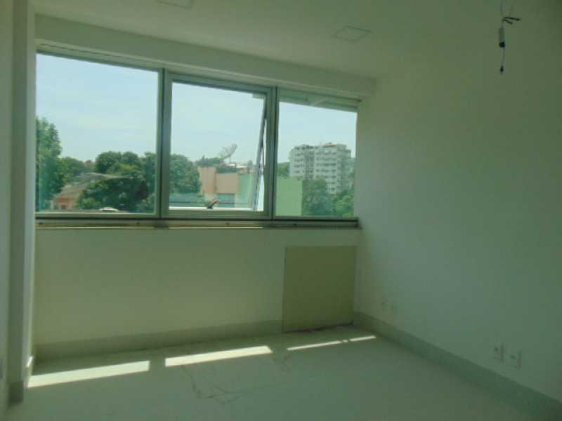 02 - Sala Comercial 23m² à venda Pechincha, Rio de Janeiro - R$ 120.000 - FRSL00031 - 1