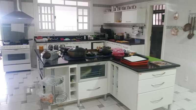 14 - Casa em Condominio Freguesia (Jacarepaguá),Rio de Janeiro,RJ À Venda,4 Quartos,453m² - FRCN40021 - 21