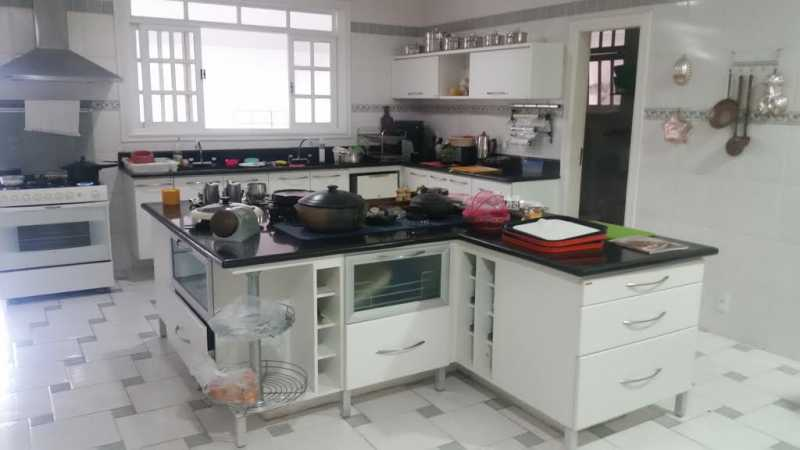 87 - Casa em Condominio Freguesia (Jacarepaguá),Rio de Janeiro,RJ À Venda,4 Quartos,453m² - FRCN40021 - 24