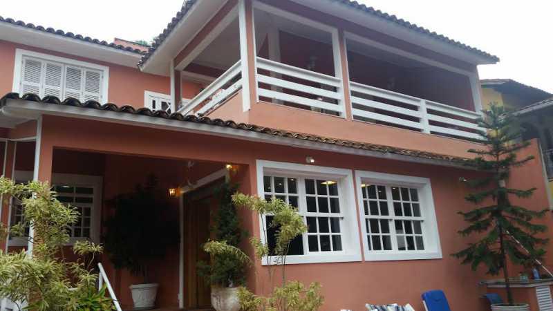 EEEEERR - Casa em Condominio Freguesia (Jacarepaguá),Rio de Janeiro,RJ À Venda,4 Quartos,453m² - FRCN40021 - 3