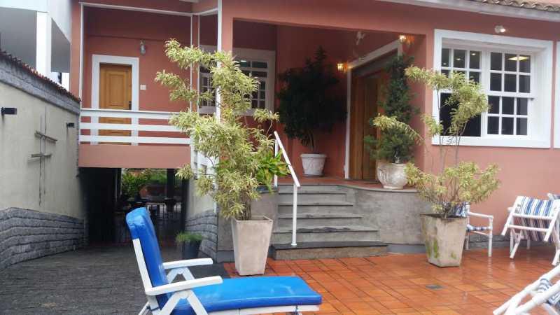ERTT - Casa em Condominio Freguesia (Jacarepaguá),Rio de Janeiro,RJ À Venda,4 Quartos,453m² - FRCN40021 - 4