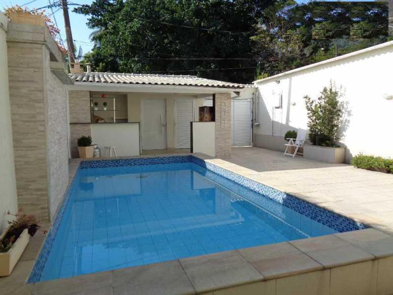 1 - Casa em Condominio Anil,Rio de Janeiro,RJ À Venda,4 Quartos,247m² - FRCN40025 - 1