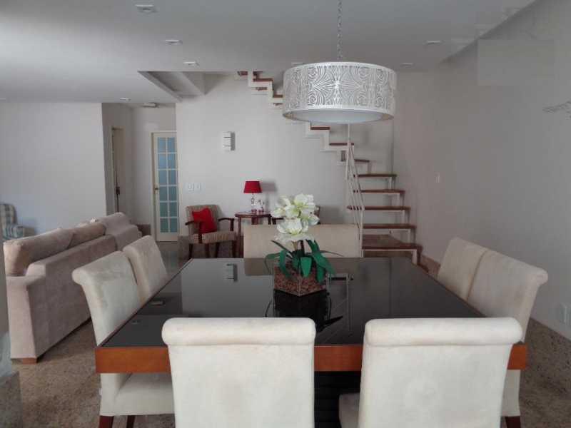 3 - Casa em Condominio Anil,Rio de Janeiro,RJ À Venda,4 Quartos,247m² - FRCN40025 - 4
