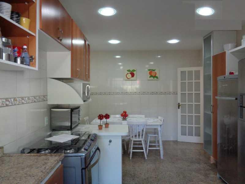 16 - Casa em Condominio Anil,Rio de Janeiro,RJ À Venda,4 Quartos,247m² - FRCN40025 - 16