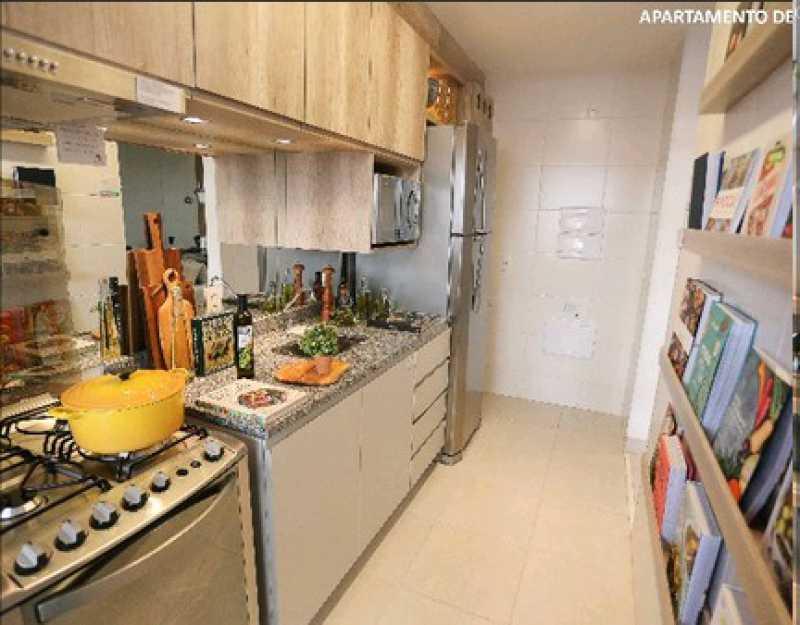 decorado2 - Apartamento Freguesia (Jacarepaguá),Rio de Janeiro,RJ À Venda,3 Quartos,70m² - FRAP30384 - 3