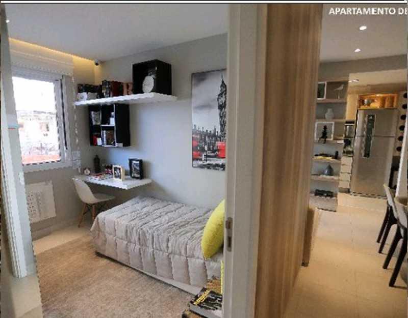 decorado3 - Apartamento Freguesia (Jacarepaguá),Rio de Janeiro,RJ À Venda,3 Quartos,70m² - FRAP30384 - 4