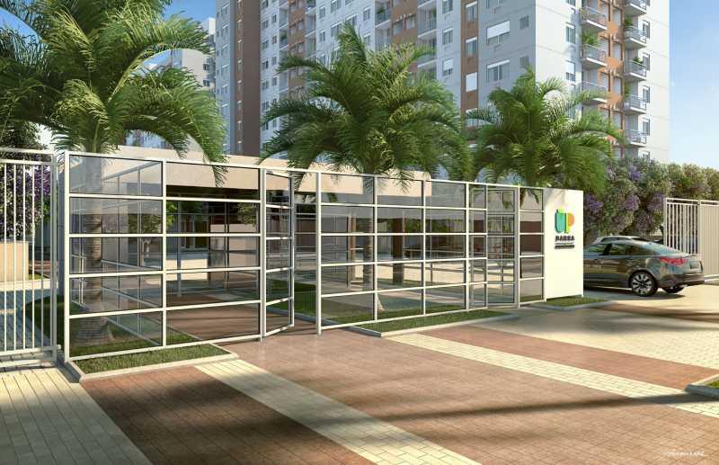 Perspectivas 2 - Apartamento Freguesia (Jacarepaguá),Rio de Janeiro,RJ À Venda,3 Quartos,70m² - FRAP30384 - 8