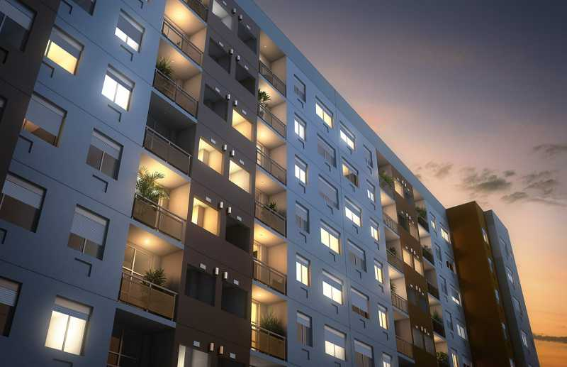 Perspectivas 4 - Apartamento Freguesia (Jacarepaguá),Rio de Janeiro,RJ À Venda,3 Quartos,70m² - FRAP30384 - 10