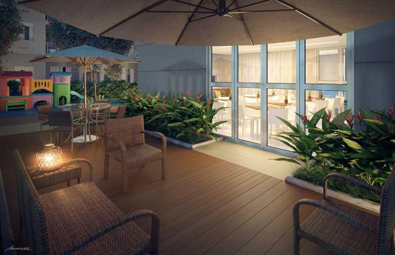 Perspectivas 8 - Apartamento Freguesia (Jacarepaguá),Rio de Janeiro,RJ À Venda,3 Quartos,70m² - FRAP30384 - 14