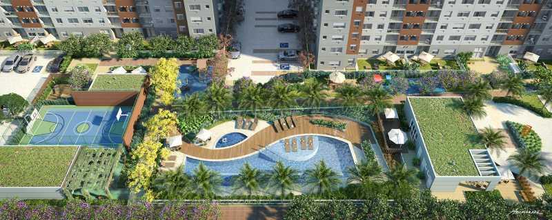Perspectivas 17 - Apartamento Freguesia (Jacarepaguá),Rio de Janeiro,RJ À Venda,3 Quartos,70m² - FRAP30384 - 23