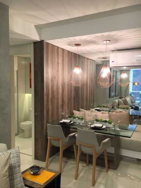 decorado 1 - Apartamento 2 quartos à venda Cachambi, Rio de Janeiro - R$ 383.000 - MEAP20139 - 4