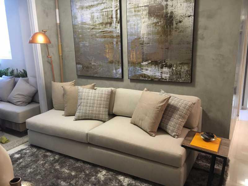 decorado 2 - Apartamento 2 quartos à venda Cachambi, Rio de Janeiro - R$ 383.000 - MEAP20139 - 3
