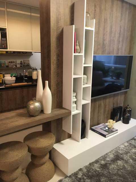 decorado 3 - Apartamento 2 quartos à venda Cachambi, Rio de Janeiro - R$ 383.000 - MEAP20139 - 1