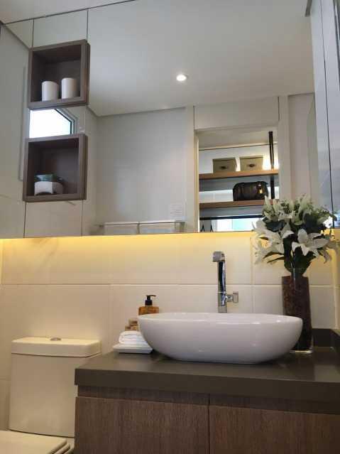 decorado 8 - Apartamento 2 quartos à venda Cachambi, Rio de Janeiro - R$ 383.000 - MEAP20139 - 10