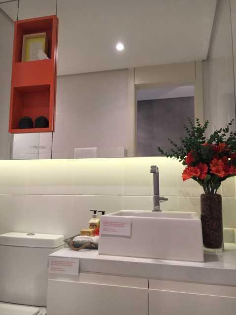 decorado 9 - Apartamento 2 quartos à venda Cachambi, Rio de Janeiro - R$ 383.000 - MEAP20139 - 11