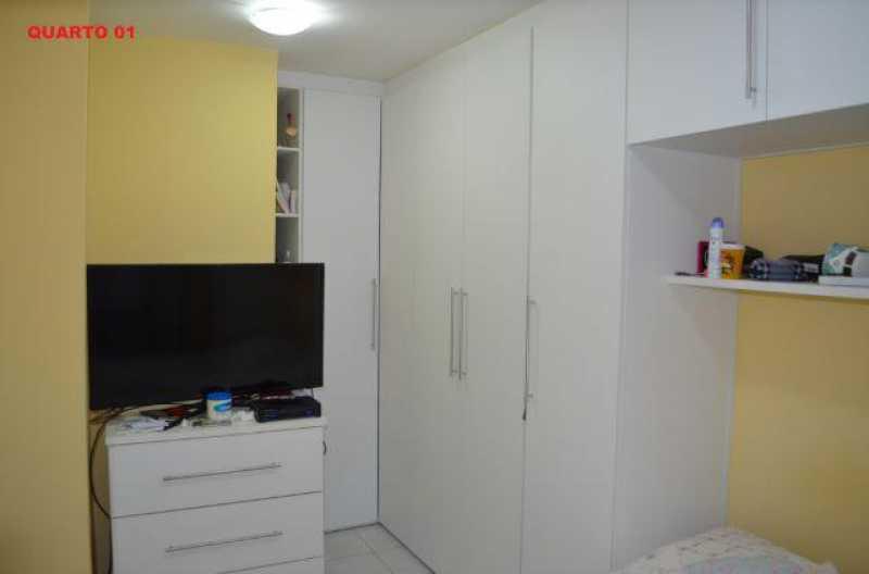 5 - Casa em Condominio Taquara,Rio de Janeiro,RJ À Venda,3 Quartos,86m² - FRCN30033 - 6