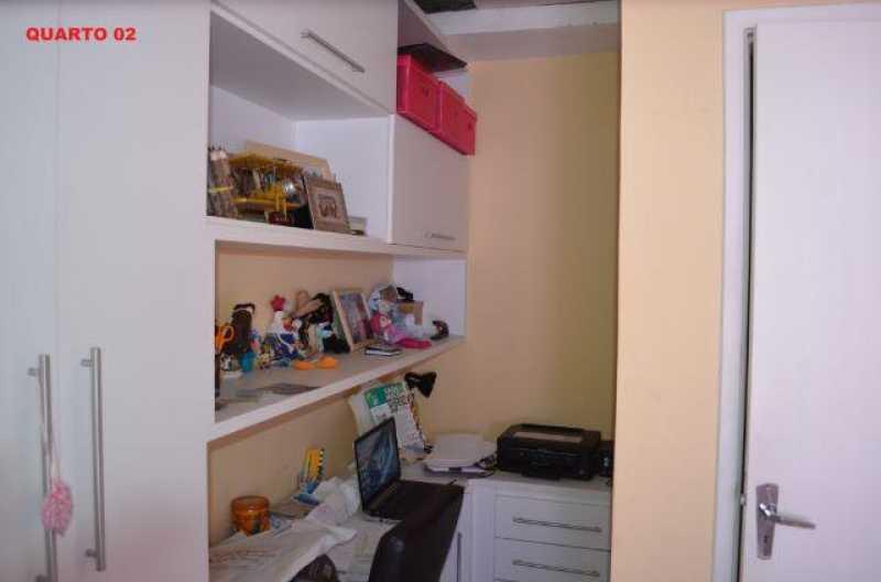 8 - Casa em Condominio Taquara,Rio de Janeiro,RJ À Venda,3 Quartos,86m² - FRCN30033 - 9