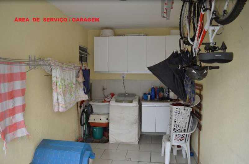 15 - Casa em Condominio Taquara,Rio de Janeiro,RJ À Venda,3 Quartos,86m² - FRCN30033 - 16